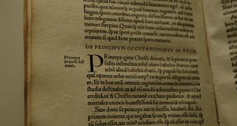 Erasmus Institutio Principis Christiani